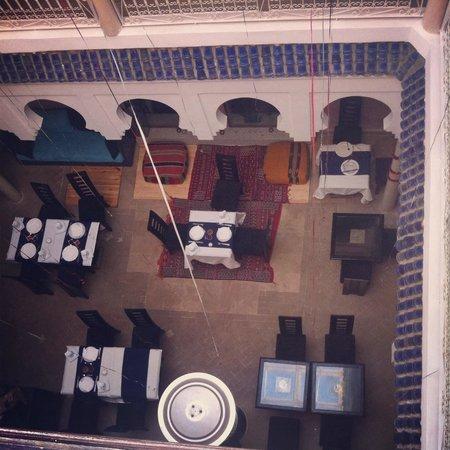 MonRiad : mon riad dalla mia stanza