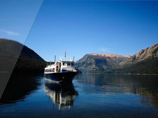 Exploracion Brazo Tristeza: Ahora no tengo mis fotos a mano pero el Kaikén Patagonia esta como se ve en la foto.