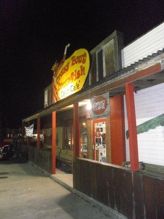 Crazy Bout Crawfish Cajun Cafe : Photo de soir - 20 janvier 2014.