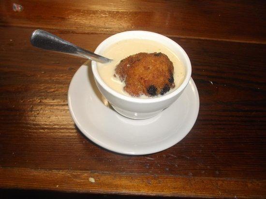 Crazy Bout Crawfish Cajun Cafe : Pouding au pain - 20 janvier 2014.