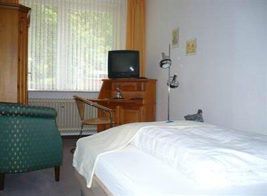 Hotel Rathaus: Einzelzimmer
