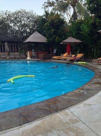Ramayana Resort & Spa : The swimmingpool at Ramayana was nice.
