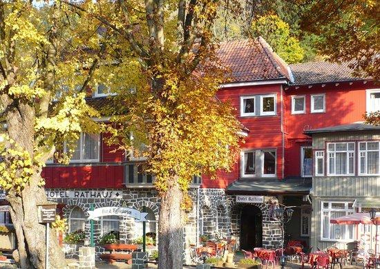 Hotel Rathaus WIldemann