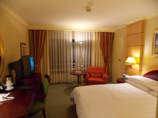InterContinental Frankfurt: My Room