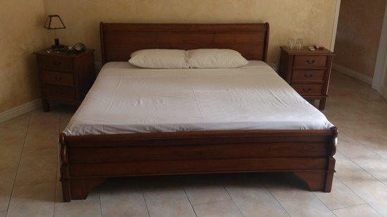 Villa Dorado: our room