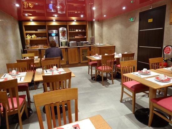 Grand Hotel Francais : Frühstücksraum