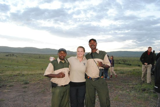 Lewa Safari Camp: Thank you to the wonderful staff!