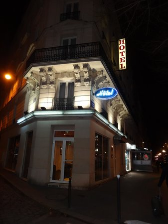 Grand Hotel Francais : Außenansicht