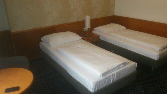 Austria Trend Hotel Donauzentrum Wien: Beds