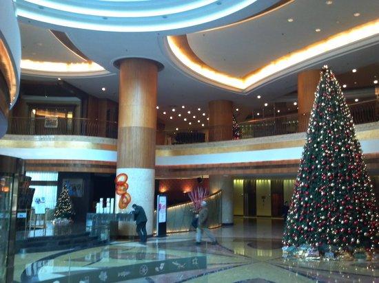 Swissotel Beijing Hong Kong Macau Center: Lobby
