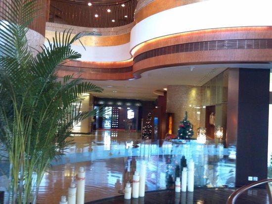 Swissotel Beijing Hong Kong Macau Center : Lobby