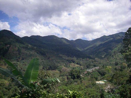 Actuar: Vallée des nuages à Palmichal
