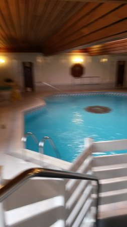 Apollo Hotel: Indoor Pool