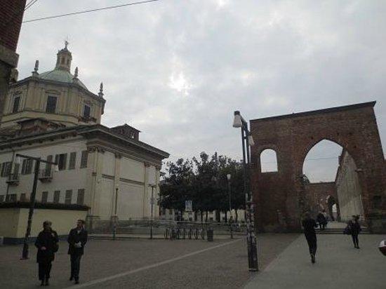 Colonne di San Lorenzo : nov 2013