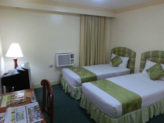 Manila Airport Hotel : マニラエアポートホテル