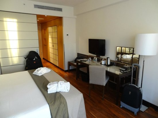 Eurostars Berlin Hotel: Habitación 715