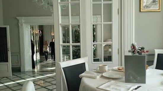 Grand Hotel Santa Lucia: Ambientes próximo ao lobby