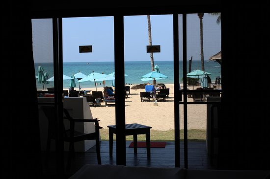 Khaolak Sunset Resort: view from room