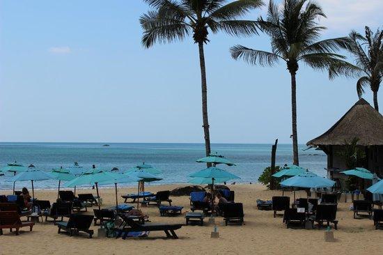 Khaolak Sunset Resort: beach