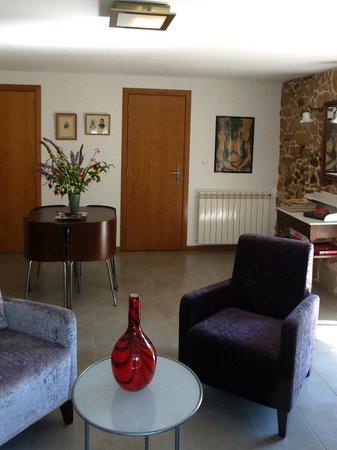 Casa do Alferes Curado : lounge room/apartment ground floor