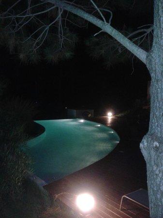 La Viuda de Jose Ignacio: piscina