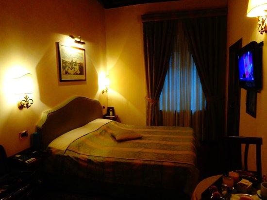 Relais Forus Inn: room