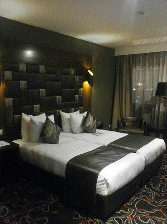 XO Hotels Park West: la nostra stanza