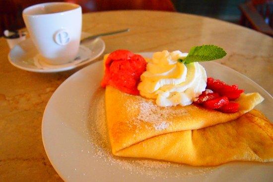 Kavarna Slavia Cafe: パラチンキ