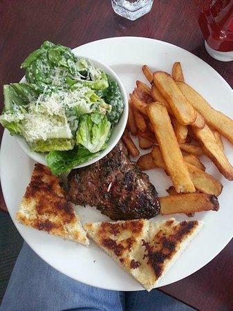 Alexander's Restaurant & Bar : steak lunch special