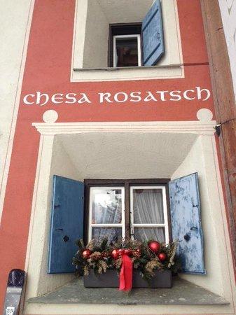 Hotel Chesa Rosatsch: Rosatsch