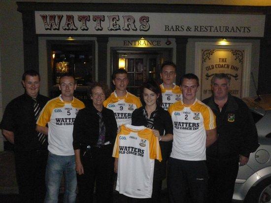 Sponsoring Local Football Teams