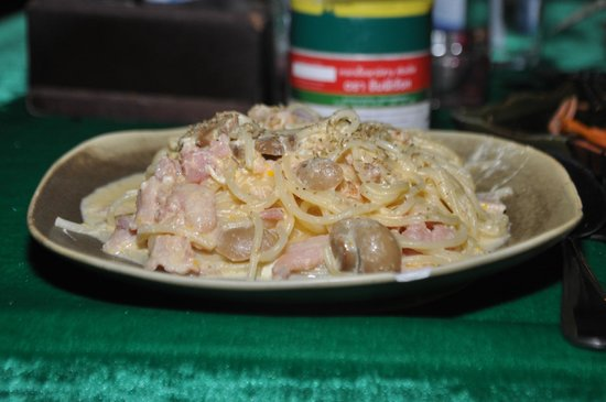 Sea One Restaurant : Carbonara