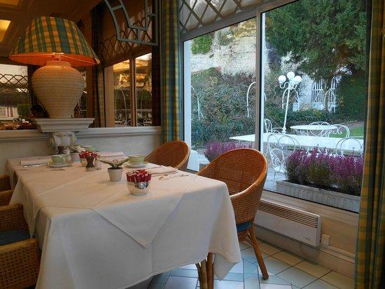 Le Choiseul : café da manhã