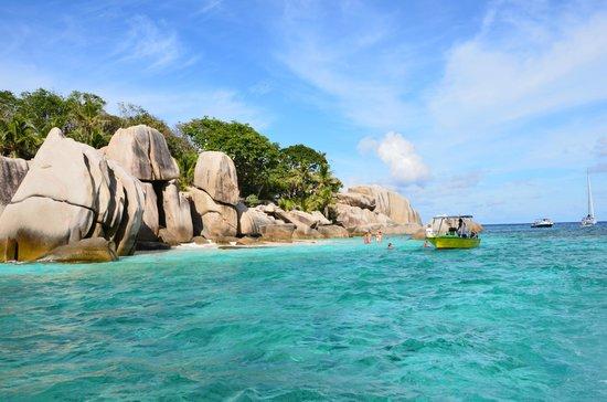 Patatran Village Hotel: Insel Coco