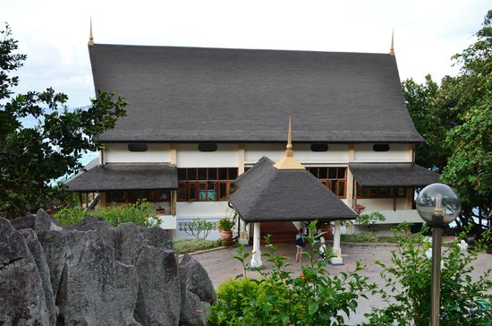 Patatran Village Hotel: Haupthaus