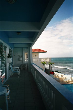 Casa La Lanchita: Balcony