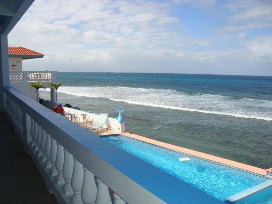 Casa La Lanchita: Ocean view