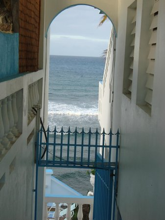 Casa La Lanchita : Ocean view