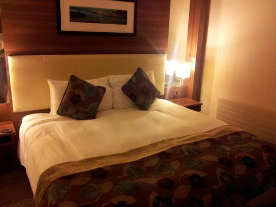 Portmarnock Hotel and Golf Links: Double Room