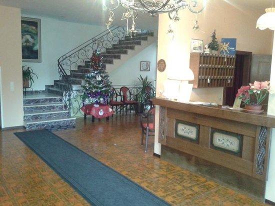 Panoramahotel Pawlik: Reception