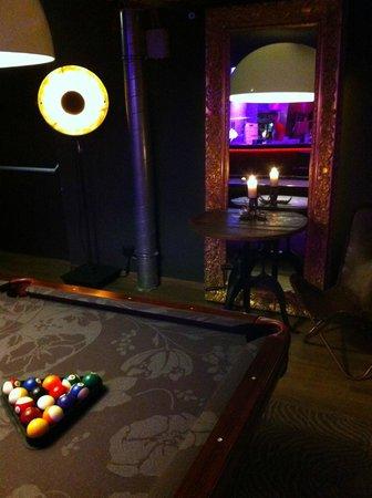 pentahotel Vienna: Hotel Bar area