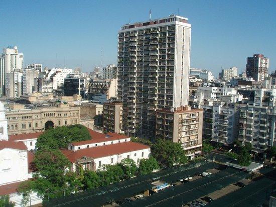Amerian Buenos Aires Park Hotel : Vista dalla camera