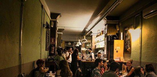 Gran Torino Garage Bar : People
