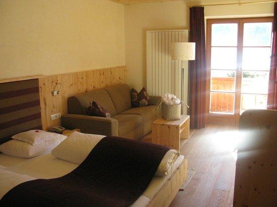 Hotel Leitlhof - Dolomiten : La nostra stanza