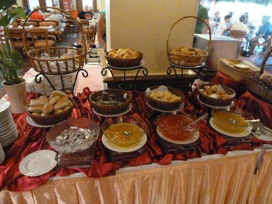 Long Beach Cha-am Hotel: Frühstücksbuffet