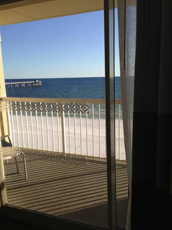 Four Points by Sheraton Destin- Ft Walton Beach: Great view from room!
