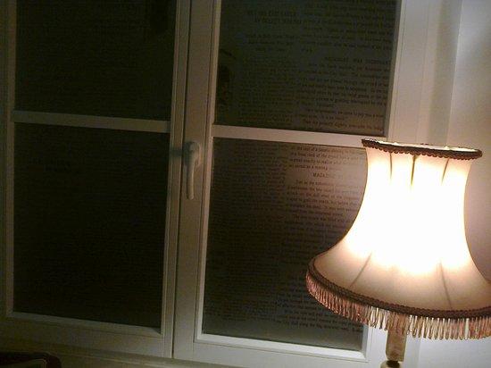 Hostel Franz Ferdinand: beautiful design!