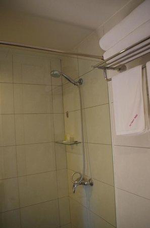 The Palace Hotel Kota Kinabalu : Shower Room