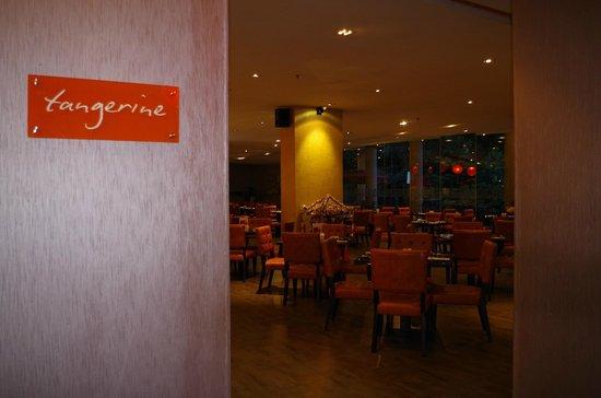 The Palace Hotel Kota Kinabalu: The Tangerine Cafe