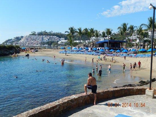 Barcelo Karmina : Small beach